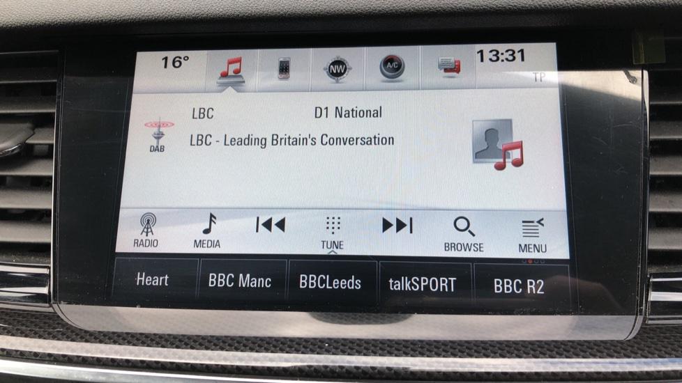 Vauxhall Insignia 1.5T SRi Vx-line Nav 5dr - Parking Sensors, Satellite Navigation & Cruise Control image 19