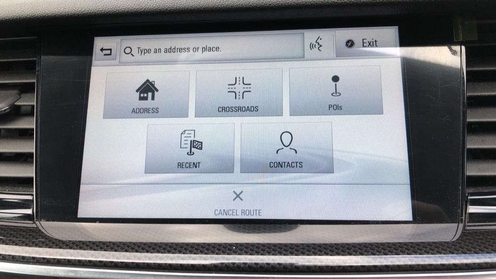 Vauxhall Insignia 1.5T SRi Vx-line Nav 5dr - Parking Sensors, Satellite Navigation & Cruise Control image 22
