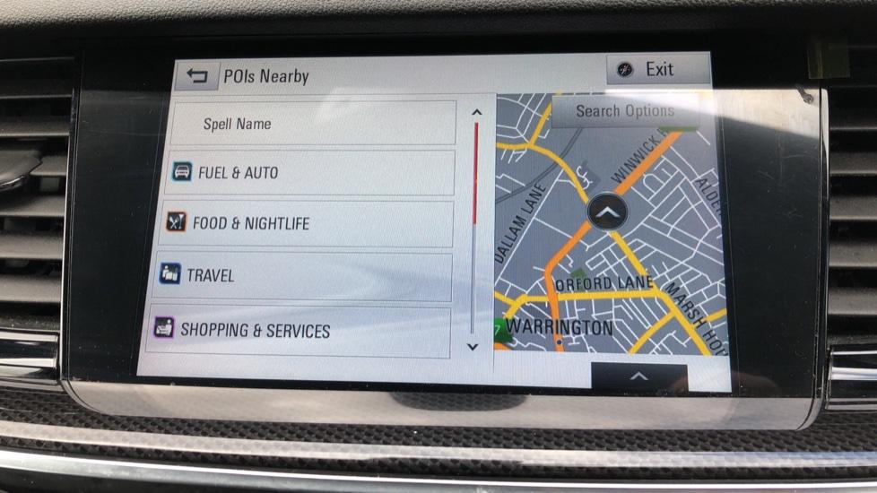 Vauxhall Insignia 1.5T SRi Vx-line Nav 5dr - Parking Sensors, Satellite Navigation & Cruise Control image 23