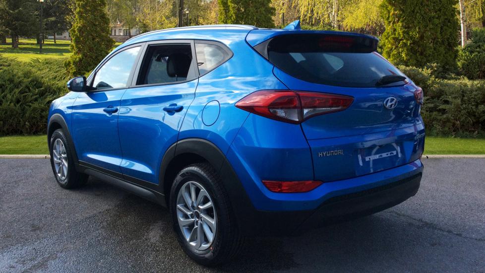 Hyundai Tucson 1.7 CRDi Blue Drive SE Nav 5dr 2WD image 2