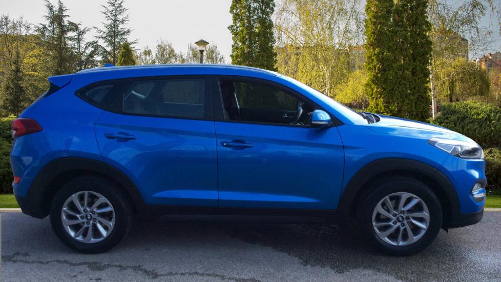 Hyundai Tucson 1.7 CRDi Blue Drive SE Nav 5dr 2WD image 5