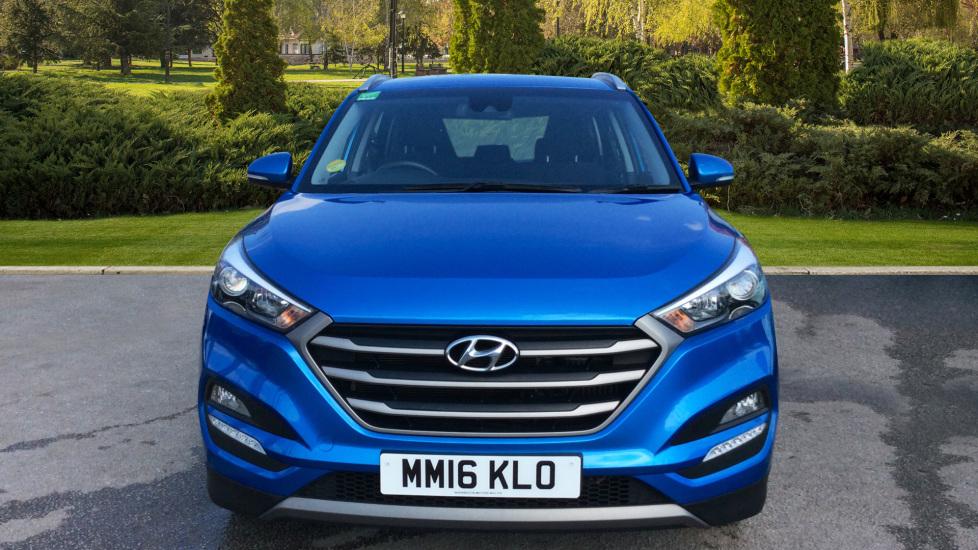 Hyundai Tucson 1.7 CRDi Blue Drive SE Nav 5dr 2WD image 7