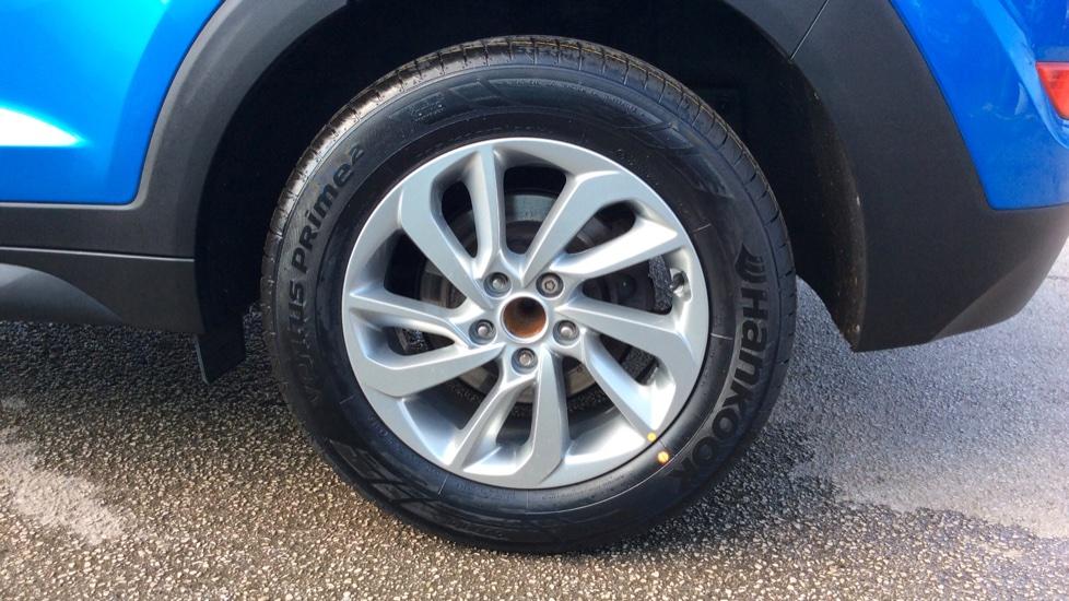 Hyundai Tucson 1.7 CRDi Blue Drive SE Nav 5dr 2WD image 8