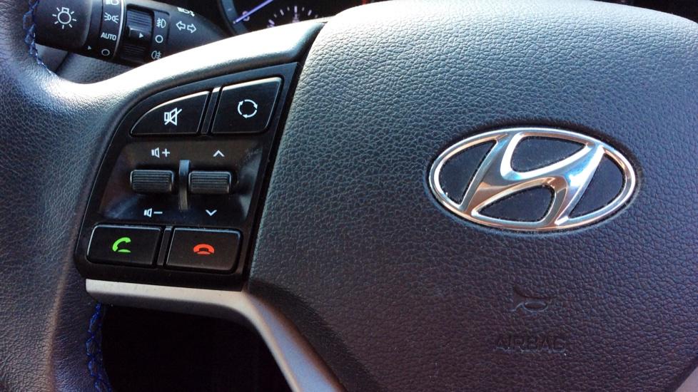 Hyundai Tucson 1.7 CRDi Blue Drive SE Nav 5dr 2WD image 12