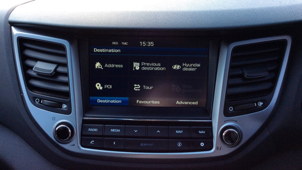 Hyundai Tucson 1.7 CRDi Blue Drive SE Nav 5dr 2WD image 17