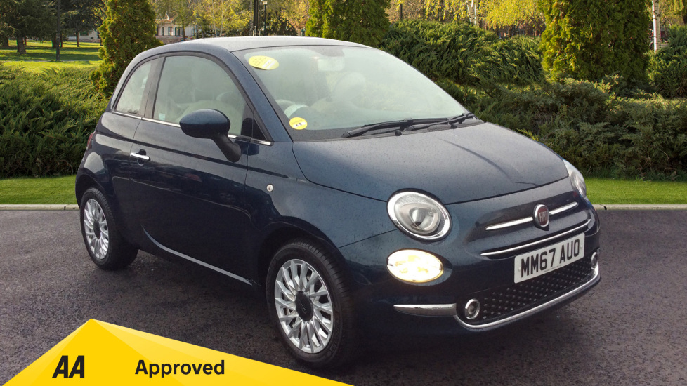 Fiat 500 1.2 Lounge 3dr Hatchback (2018)