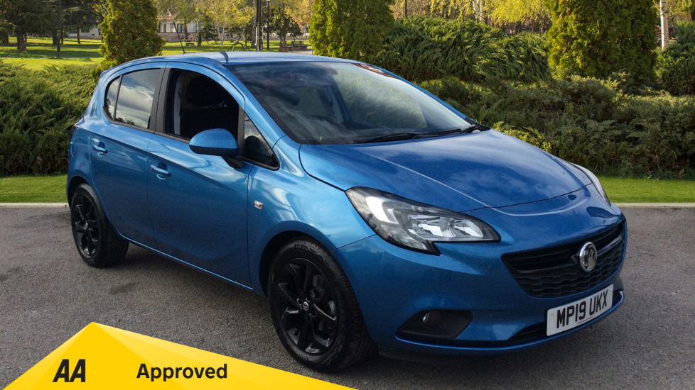 Vauxhall Corsa 1.4 Griffin Automatic 5 door Hatchback (2019) image