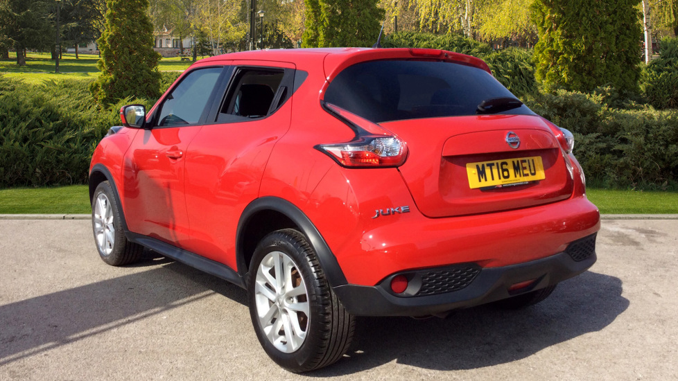 Nissan Juke 1 2 DiG-T Acenta 5dr Hatchback (2016) available from Bolton  Motor Park Abarth, Fiat and Mazda