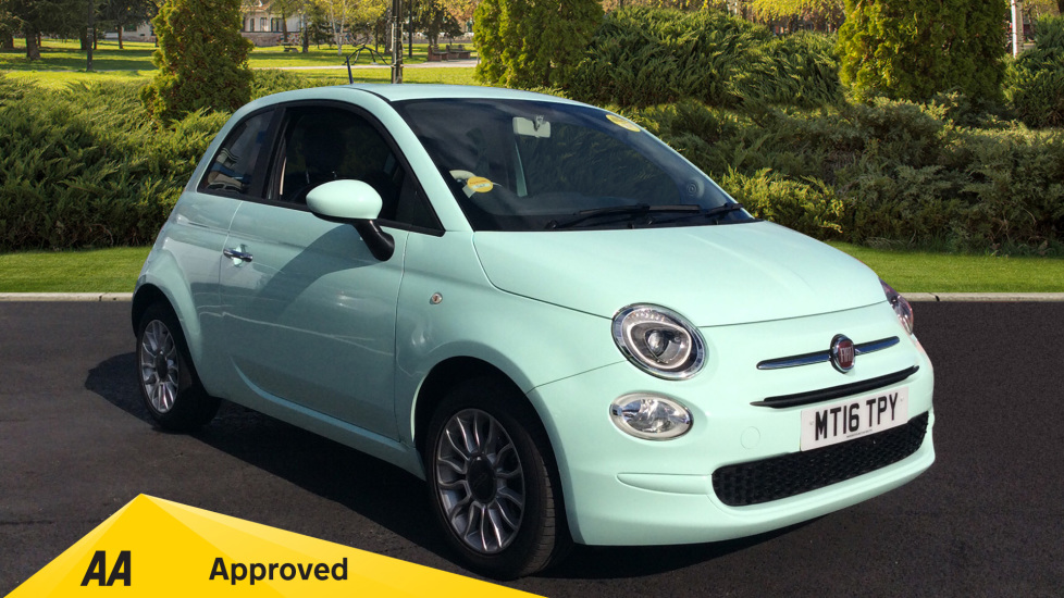 Fiat 500 1.2 Pop Star 3dr Hatchback (2016)