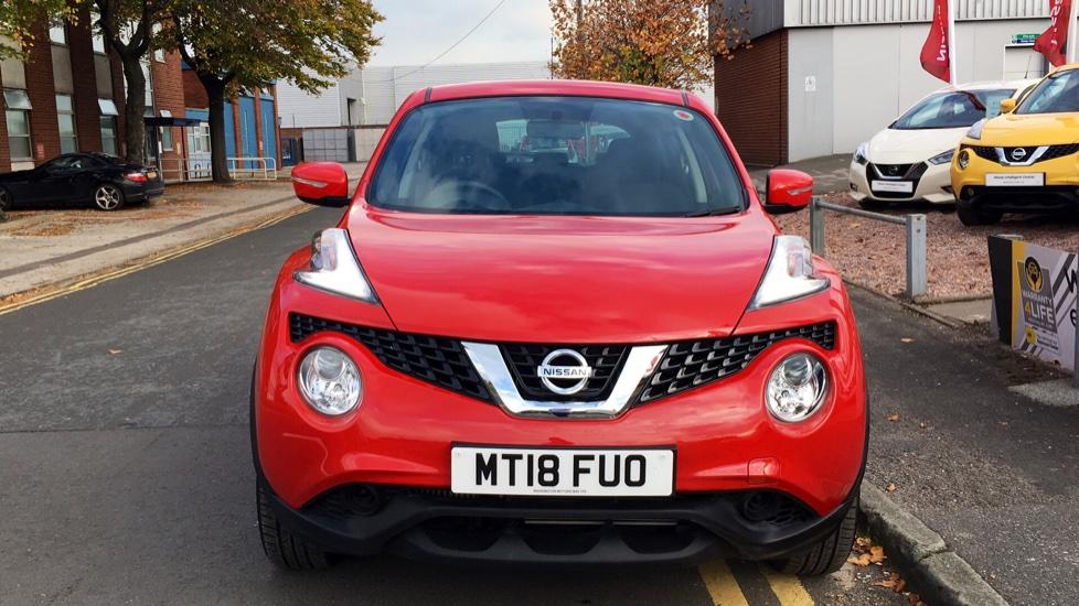 Nissan Juke 1 5 dCi Visia 5dr Diesel Hatchback (2018) at Warrington Motors  Fiat, Peugeot and Vauxhall
