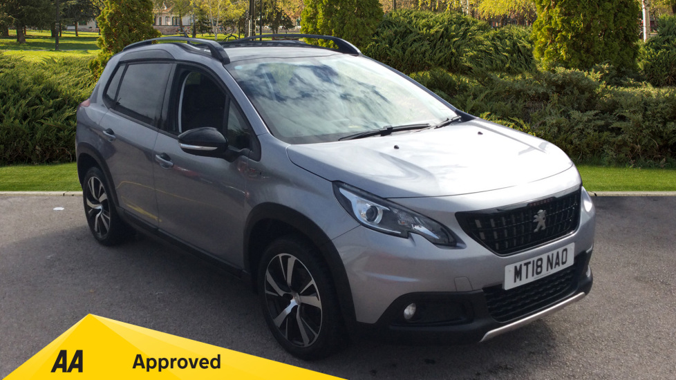 Peugeot 2008 SUV 1.2 PureTech 130 GT Line 5dr Estate (2018) available from Warrington Motors Vauxhall thumbnail image