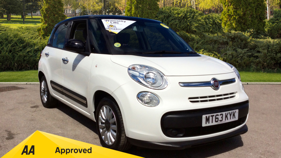 Fiat 500L 1.4 Pop Star 5dr Hatchback (2013) available from Preston Motor Park Fiat and Volvo thumbnail image