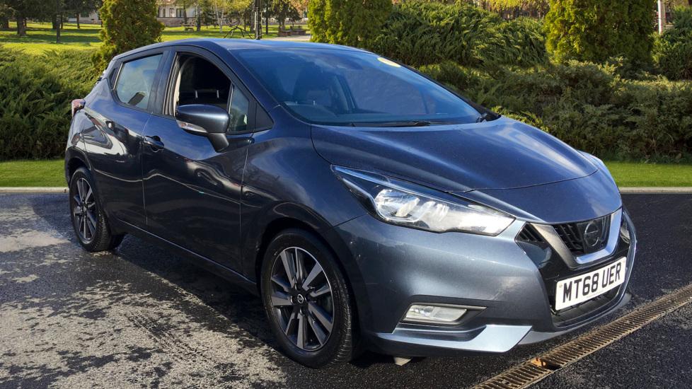 Nissan Micra 1.5 dCi Acenta 5dr Diesel Hatchback (2018)