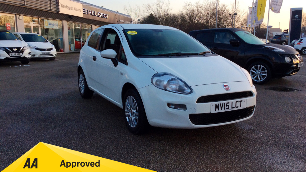 Fiat Punto 1 2 Pop 3dr Hatchback (2015) available from Mazda Northampton  Motors