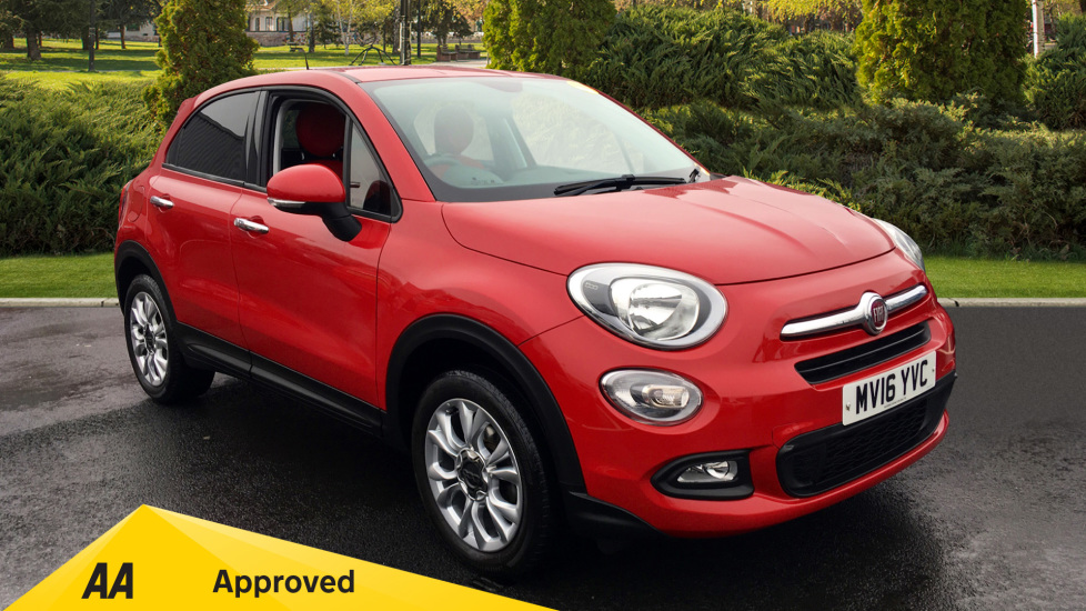 Fiat 500X 1.4 Multiair Pop Star 5dr Hatchback (2016)