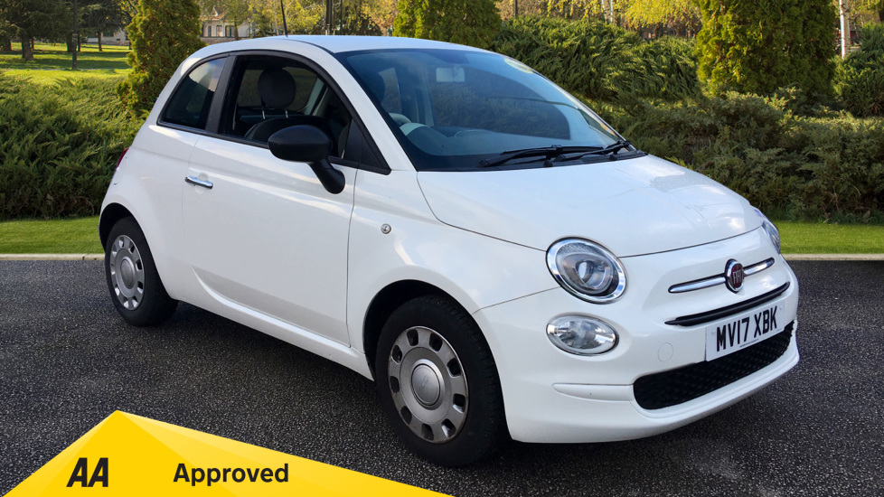 Fiat 500 1.2 Pop 3dr Hatchback (2017)