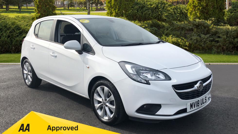 Vauxhall Corsa 1.4 [75] Energy [AC] 5 door Hatchback (2018)