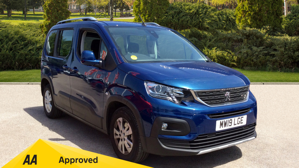 Peugeot Rifter 1.5 BlueHDi 130 Allure 5dr Diesel Estate (2019)
