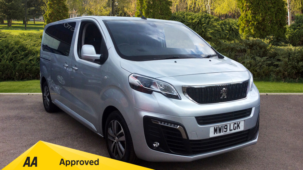 Peugeot Traveller 2.0 BlueHDi 150 Allure Standard [8 Seat] 5dr Diesel Estate (2019) available from Preston Motor Park Fiat and Volvo thumbnail image
