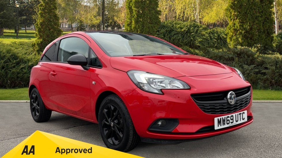 Vauxhall Corsa 1.4 Griffin 3dr 5 door Hatchback (2018)