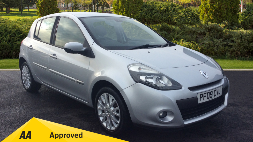 Renault Clio 1.2 16V Dynamique 5dr 1.1 Hatchback (2009) available from Ford Croydon thumbnail image
