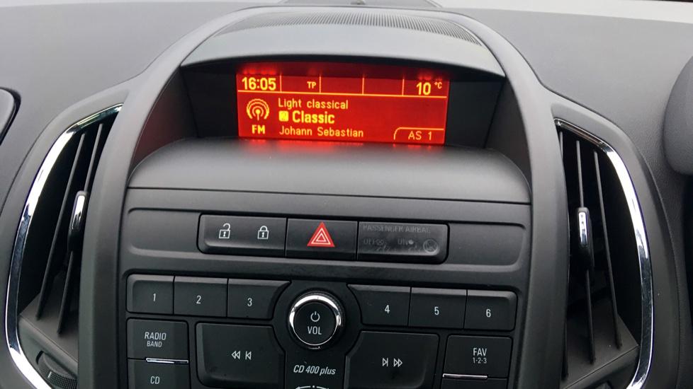 Vauxhall Zafira Meriva Astra Chevrolet Orlando Cruze Mann Panel de Filtro de aire