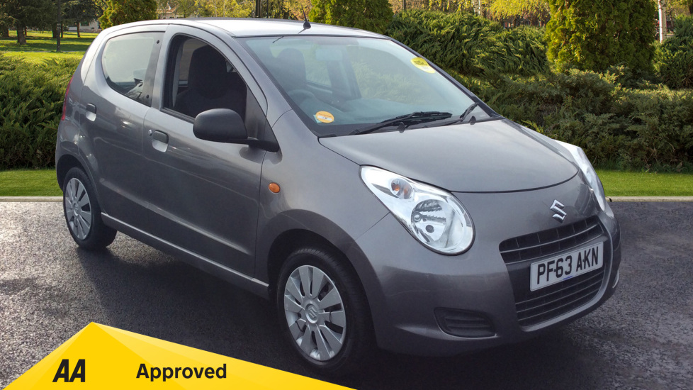 Suzuki Alto 1.0 SZ 5dr Hatchback (2013) at Warrington Motors Fiat, Peugeot and Vauxhall thumbnail image