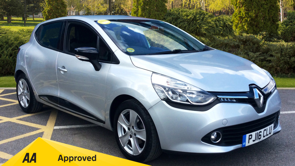 Renault Clio 1 5 Dci 90 Eco Dynamique Nav 5dr Diesel Hatchback 2016 Available From Warrington Motors Vauxhall