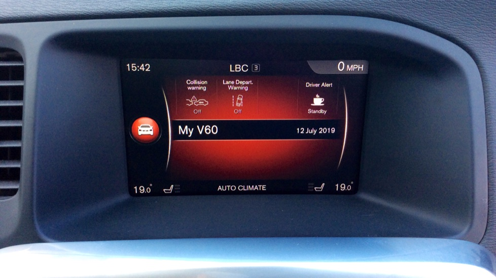 Volvo V60 D5 [163] Twin Engine SE Nav AWD  - Rear Park Camera, Bluetooth, Volvo on Call image 23
