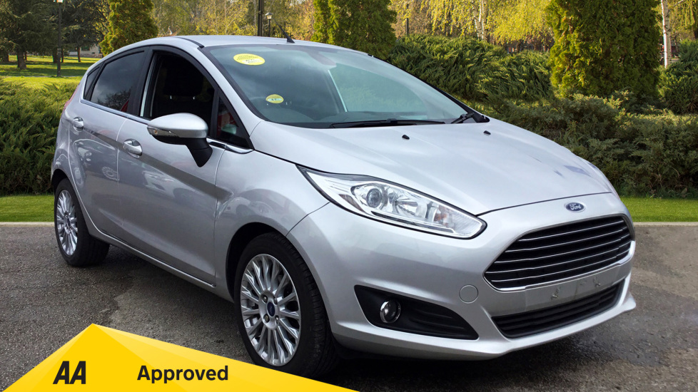 Ford Fiesta 1.5 TDCi Titanium 5dr Diesel Hatchback (2012) available from Preston Motor Park Fiat and Volvo thumbnail image