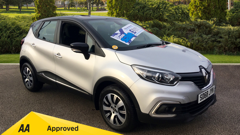 Renault Captur 0.9 TCE 90 Play 5dr Hatchback (2018)