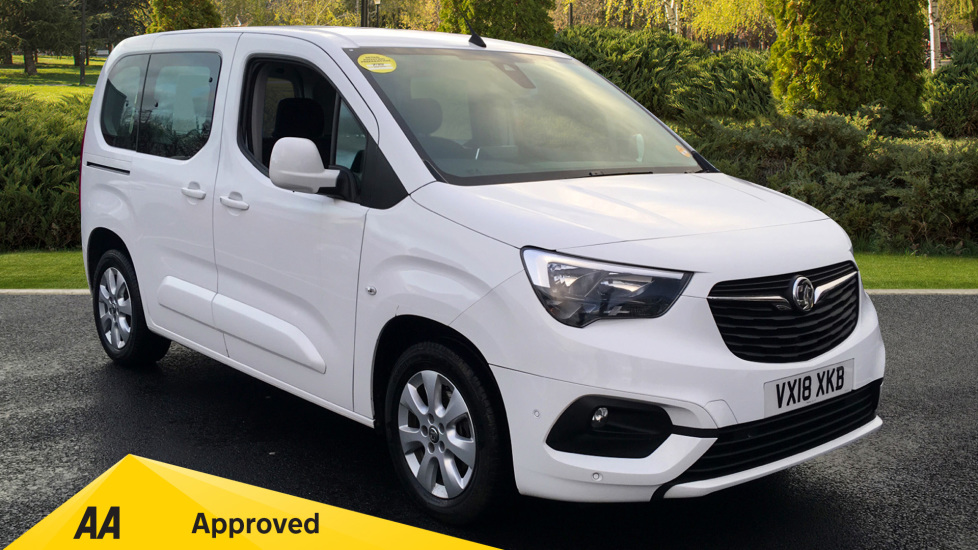 Vauxhall Combo Life 1.5 Turbo D Energy 5dr [7 seat] Diesel Estate (2018)