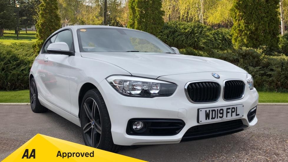 BMW 1 Series 118i [1.5] Sport [Nav/Servotronic] - Ambient lighting, Parking Sensors & Sat Nav 3 door Hatchback (2019)