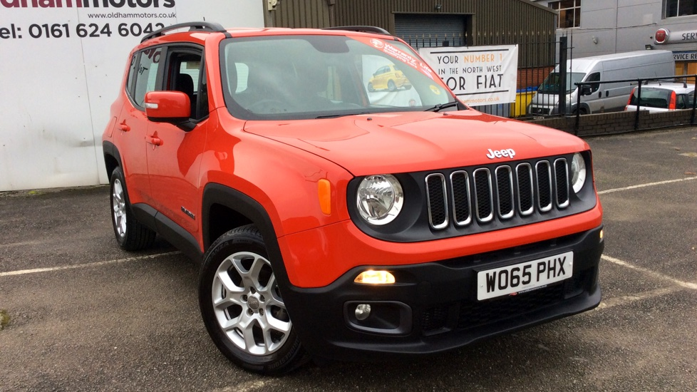 Jeep Renegade 1.4 Multiair Longitude 5dr Hatchback (2016) image