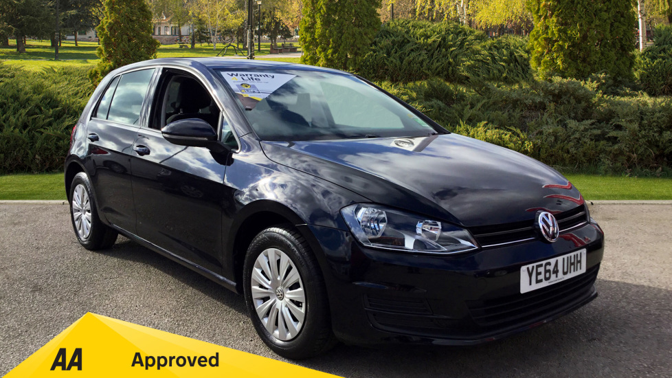 Volkswagen Golf 1.6 TDI 105 S 5dr Diesel Hatchback (2014) available from Bolton Motor Park Abarth, Fiat and Mazda thumbnail image