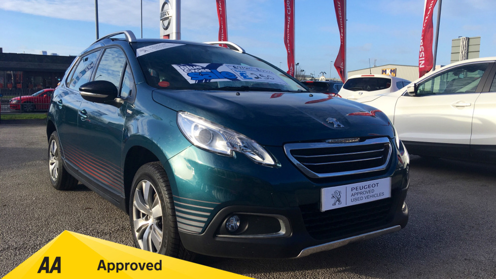 Peugeot 2008 SUV 1.2 PureTech 110 Urban Cross 5dr Estate (2015) image