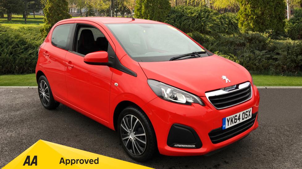 Peugeot 108 1.0 Active 5dr image 1