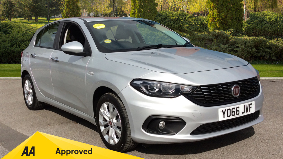 Fiat Tipo 1.4 T-Jet [120] Easy Plus 5dr Hatchback (2017)
