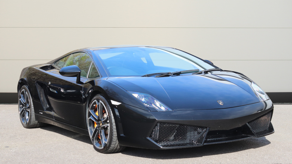 Lamborghini Gallardo LP560-4 Coupe 5.2 Automatic 2 door (2012)