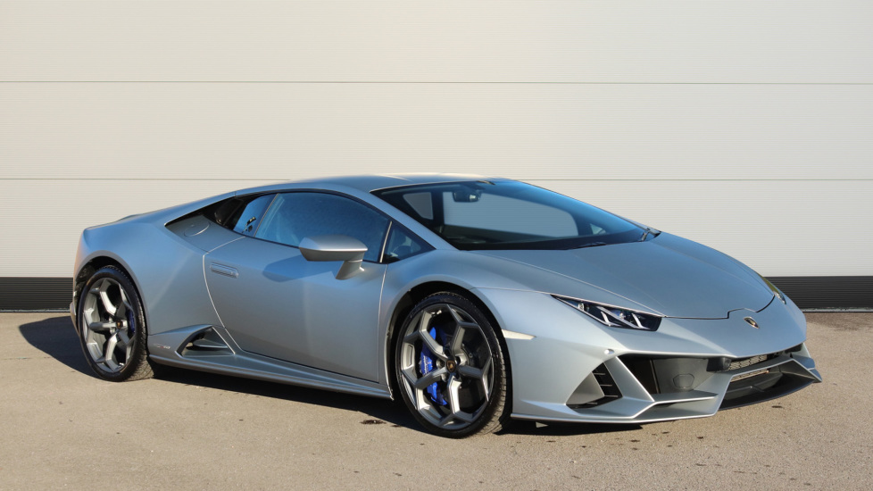 Lamborghini Huracan EVO LP 640-4 5.2 Semi-Automatic 2 door Coupe (2019)