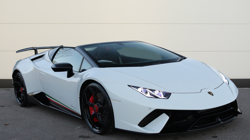 Lamborghini Huracan Performante 5.2 V10 AWD Semi-Automatic 2 door Convertible (2019)