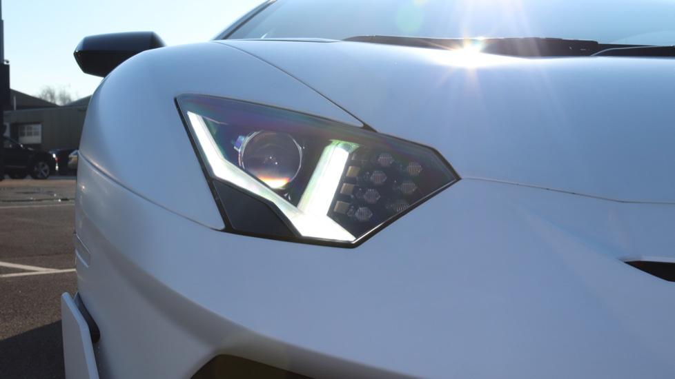 Lamborghini Aventador SVJ Coupe 6.5 image 11