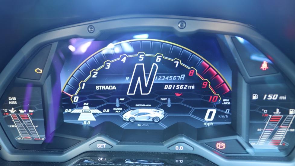 Lamborghini Aventador SVJ Coupe 6.5 image 13
