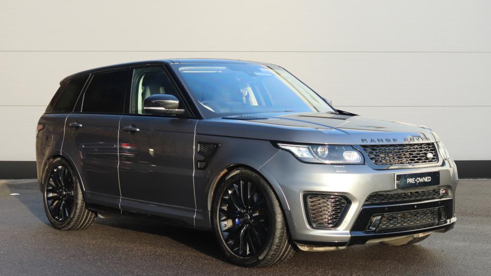 Land Rover Range Rover Sport SVR 5.0 V8 S/C 5dr Automatic Estate (2016)