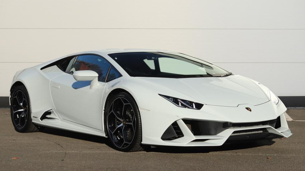 Lamborghini Huracan EVO LP 640-4 5.2 Semi-Automatic 2 door Coupe (2019)