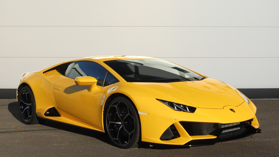 Lamborghini Huracan EVO LP 640-4 5.2 Semi-Automatic 2 door Coupe (2020)