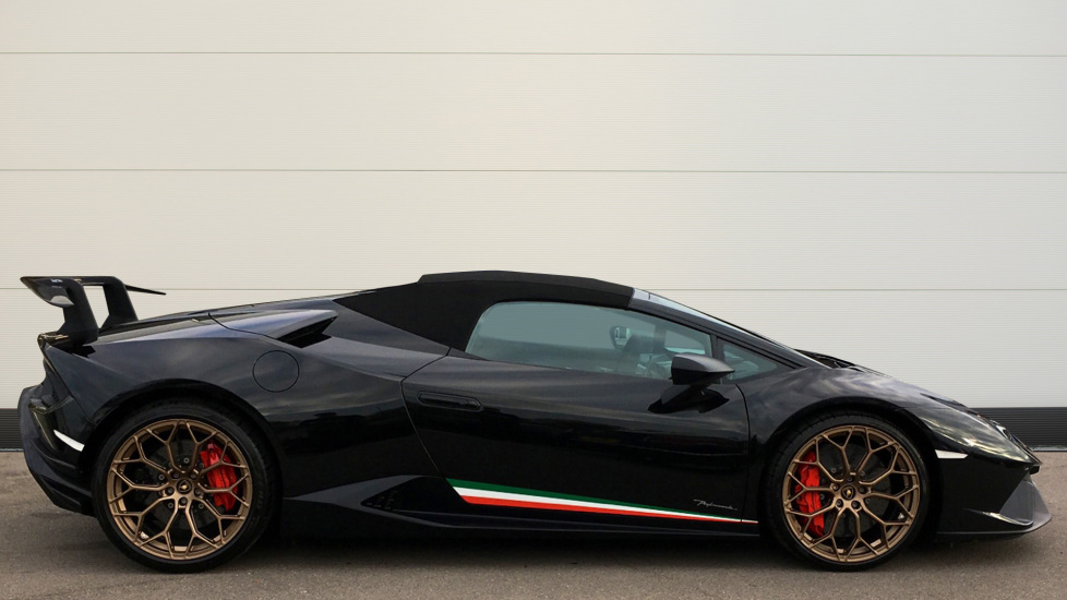 Lamborghini Huracan Performante Spyder LP 640-4 2dr LDF image 3