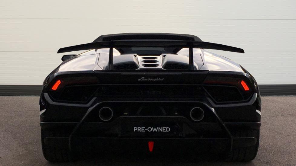 Lamborghini Huracan Performante Spyder LP 640-4 2dr LDF image 7
