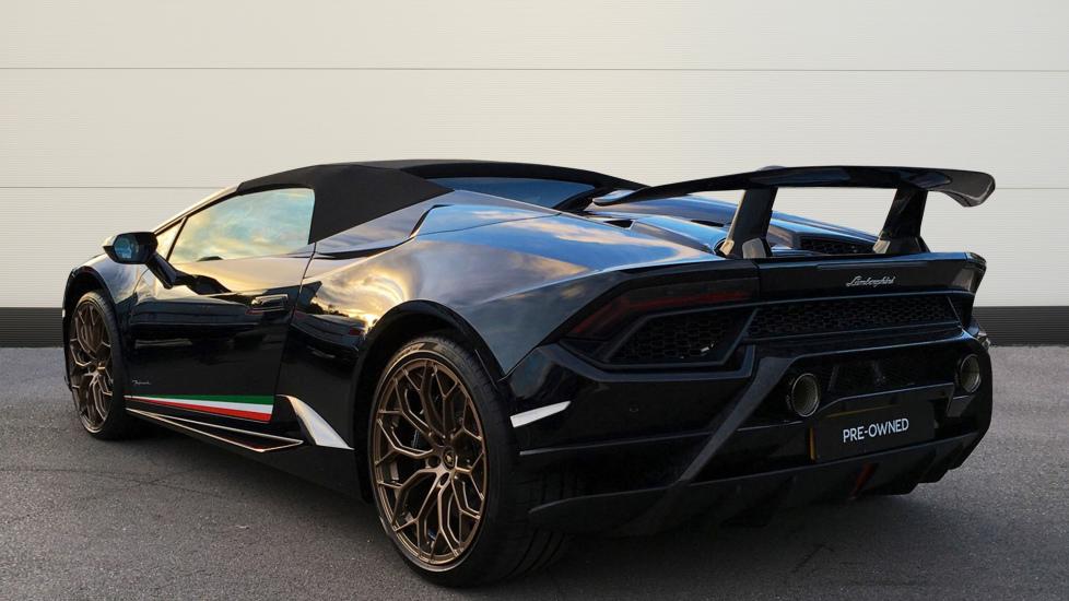Lamborghini Huracan Performante Spyder LP 640-4 LDF image 2