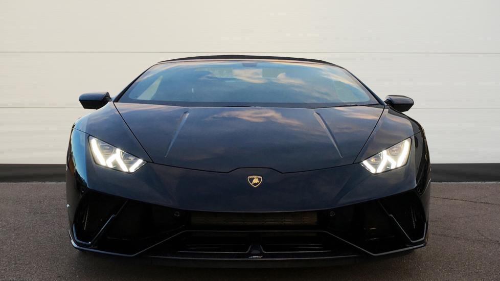 Lamborghini Huracan Performante Spyder LP 640-4 LDF image 3